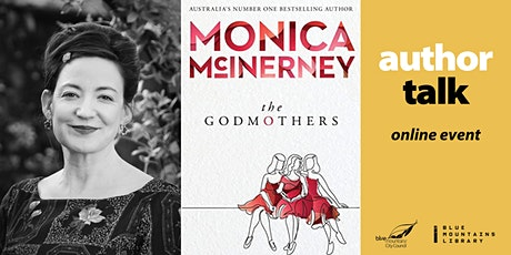 Monica McInerney 'In Conversation' - The Godmothers tickets