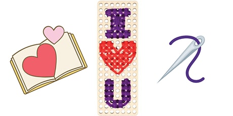 Wooden Embroidery Bookmark Craft tickets