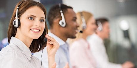 CTO Customer Service Webinar - Call Centre Success tickets