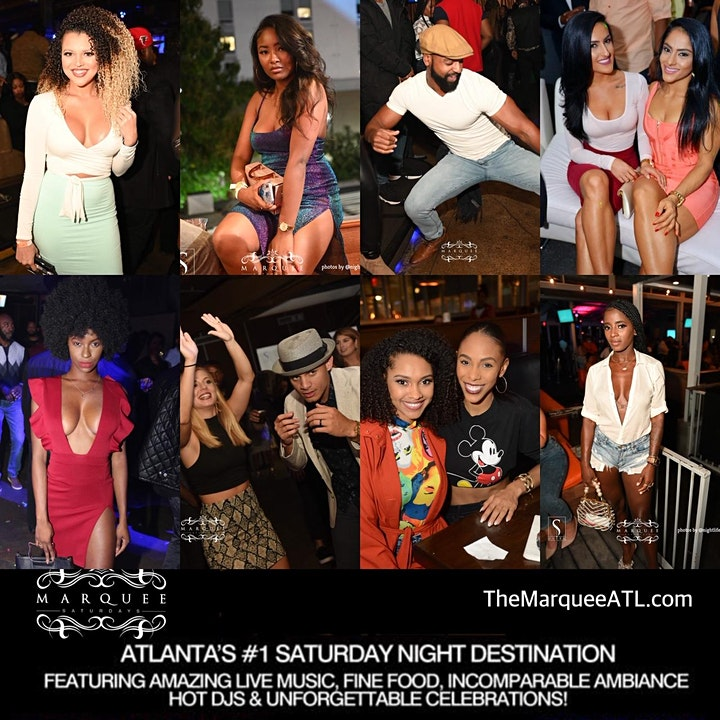 MARQUEE Saturday  @ Suite Lounge *Southside Ken*(NO RSVP ALL STAR WEEKEND) image