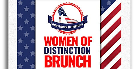 Our Women in Politics: Women of Distinction Brunch tickets