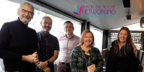 Byron Bay Networking Breakfast - 1st., October 2020 tickets