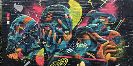 The London Walks Virtual Street Art Tour of Shoreditch and Spitalfields tickets