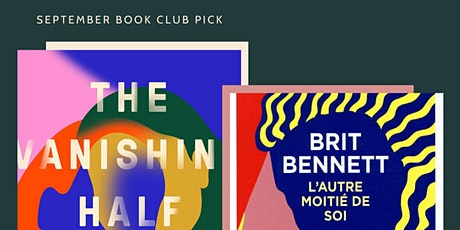 Book & Brunch Montreal: Brit Bennett Vanishing Half | L'autre moitié de soi tickets