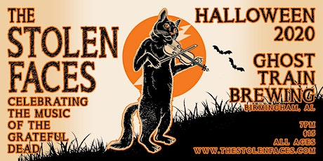 Ghost Train Presents The Stolen Faces Halloween Especial tickets