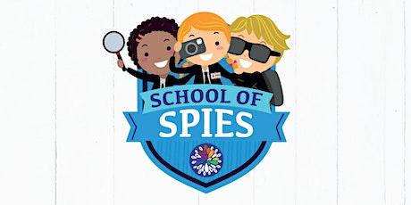 DIY Secret Spy Safe at The Plaza tickets