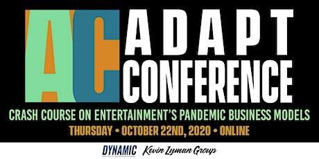 ADAPT Conference tickets