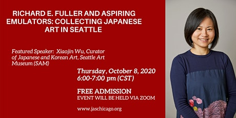 Collecting Japanese Art tickets