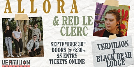 Allora & Red Le Clerc tickets