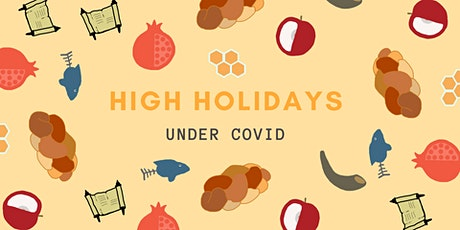 High Holidays with Mason Hillel 2020/ 5781 tickets