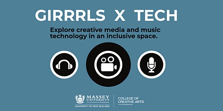 GIRRRLS X TECH tickets