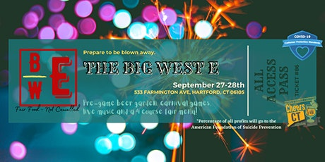 The Big West E tickets