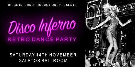 Disco Inferno Retro Dance Party tickets
