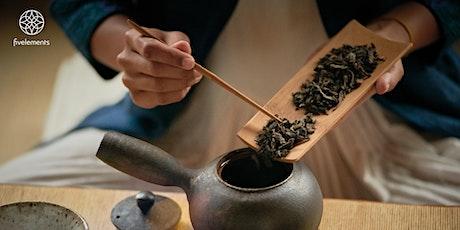 Fivelements Livestream - Zen & Tea  One Flavour with  Resham Daswani tickets