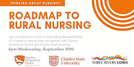 Roadmap to Rural Nursing tickets