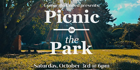 Picnic in the Park tickets