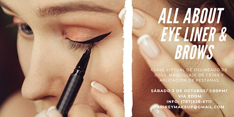 All About Eye Liner & Brows tickets