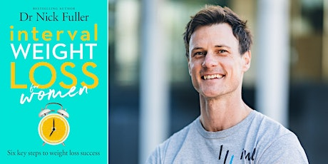 Interval Weight Loss for Women with Dr Nick Fuller tickets