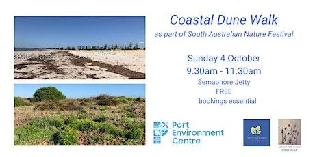 Coastal Dune Walk tickets