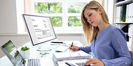 Accounting and Bookkeeping virtual information session tickets