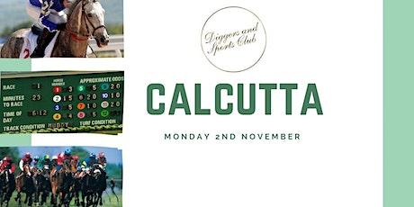 Calcutta 2020 tickets