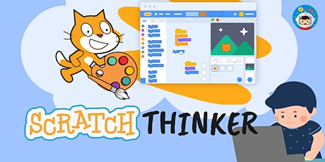 2020 Year-End Holidays: ScratchThinker 8-Day Coding Camp (Age 7+)