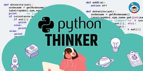 2020 Year-End Holidays: PythonThinker 8-Day Coding Camp (Age 11+)
