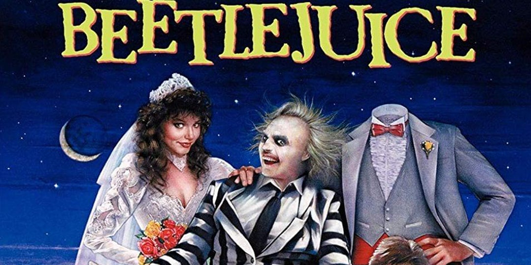 It's showtime!! Not to mention the fact that you're talking to a dead man! Childhood faves you can share with your [age appropriate] kids! Kick off the Halloween month with Beetlejuice at the Gardena Cinema on October 2nd and October 3rd.
