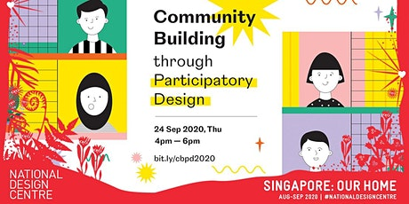 Community Building Through Participatory Design tickets