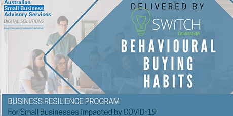 TRAINING WORKSHOP - Behavioural Buying Habits tickets
