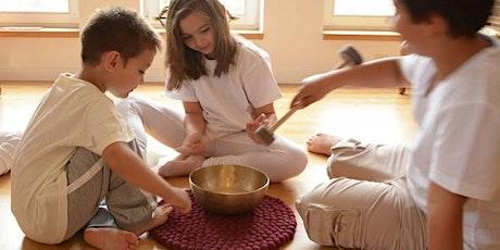 Singing Bowls - Workshop for Children tickets
