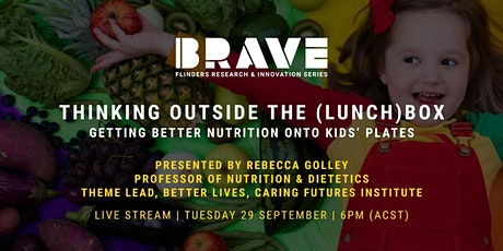 BRAVE |  Thinking outside the (lunch)box tickets