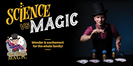 Science Vs Magic! tickets