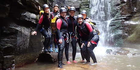 Women's Rainforest Canyon Adventure // Saturday 9th Jan tickets