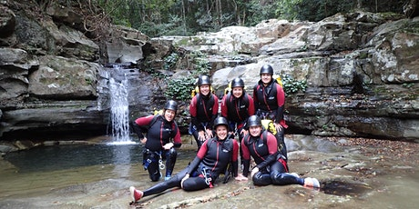 Women's Rainforest Canyon Adventure // Saturday 27th Feb tickets