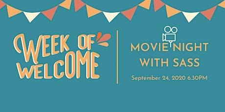 Movie Night with SASS! tickets