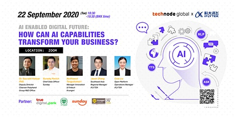 AI Enabled Digital Future: How Can AI Capabilities Transform Your Business? tickets