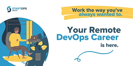 Your Remote DevOps Career tickets