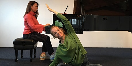 Muzikale Mini-Retraite met Yoga door pianiste Marynka en Mirja van MareYoga tickets