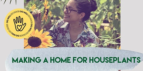 SocietyX: Making A Home For Houseplants tickets