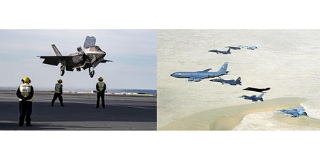 Inventing the JSF F-35 | Air Refueling (Dr. Paul Bevilaqua |Mark Hasara) tickets