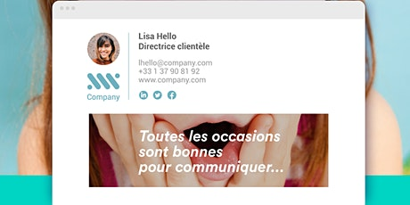 Atelier Com&Médias : Boost My Mail billets