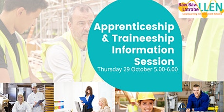 Apprenticeship & Traineeship Information Session tickets