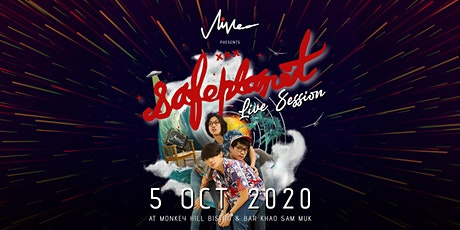 JIVE Presents Safeplanet Live Session tickets