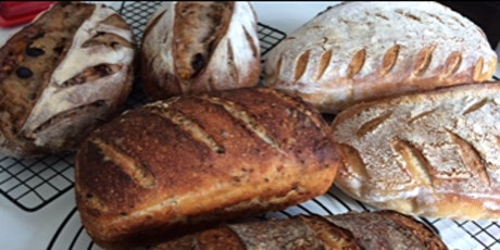Advanced Sourdough Bread Making Workshop tickets