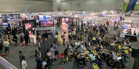 2021 SEQ (Brisbane) Property Expo - Oct 16-17 (FREE ENTRY) tickets