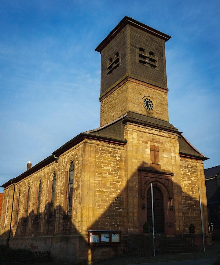 Hl. Messe  am 20.03.2021: Bild