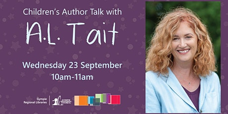 Children's Author Talk with A.L. Tait tickets