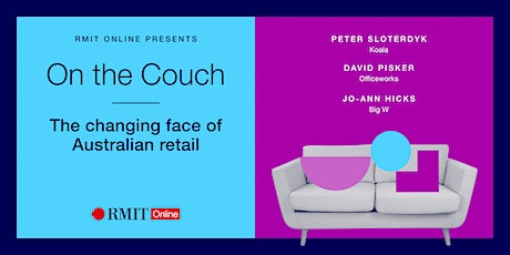 On The Couch: The Changing Face of Australian Retail tickets