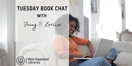 Tuesday Book Chats with Jenny and Larissa tickets